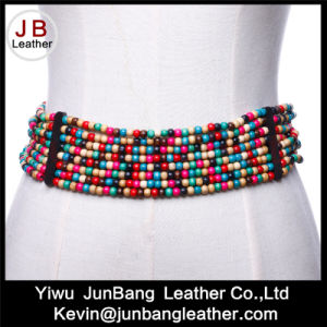 Fashion Style Garment Accessory Wholesale Handmade Bead Western Waist Belts pictures & photos
