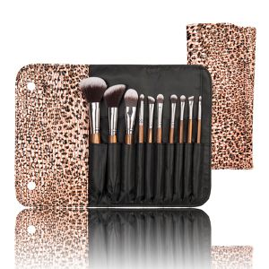 10PCS Synthetic Hair Professional Cosmetic Brush pictures & photos