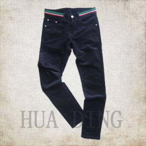 New High Standard Fashion Causual Men′s Skinny Jeans (HDMJ0034) pictures & photos