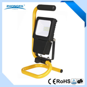 10W Portable LED Floodlight with Epistar Chip pictures & photos