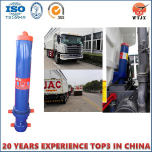Front-End Hydraulic Cylinder for Famous Brand Truck Hydraulic Cylinder pictures & photos