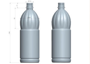 0.5L Pet Beverage Bottle Blowing Mould for Rotary Machine pictures & photos