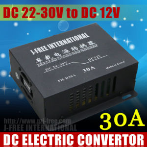 Good Price 24V to 12V 30A DC DC Converter Made in China