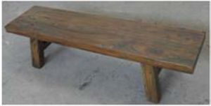 Chinese Antique Furniture Old Bench pictures & photos