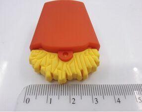 Custom Design PVC USB Flash Drive (OM-P325) pictures & photos