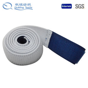 High Standard Stretch Loop Acrylic glue Elastic Rubber Tape / Magic Tape Hoop and Loop Ruber Band pictures & photos