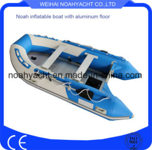 Noahyacht Brand Inflatable Tender Boats with Aluminum Floor (RXK370) for Sale pictures & photos