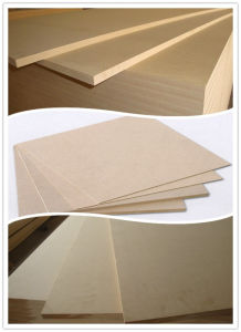 MDF/ Plain MDF From China pictures & photos