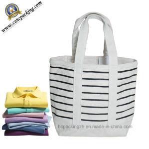 Fashion Ladies′ Cotton Canvas Shopping Bag (HC00150814002) pictures & photos