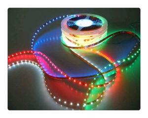 DC12V 2835SMD LED Flexible Strip Non-Waterproof with 3 Years Warranty pictures & photos