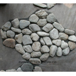 Grey Cobble Stone Tile for Garden Walkway pictures & photos