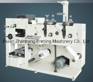 Roll to Roll Sticker Flexo Label Printing Machine Digital pictures & photos