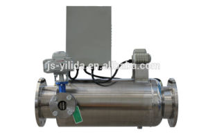 Stainless Steel Baffle Automatic Backwash Mesh Screen Filter pictures & photos