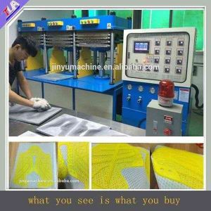 2016 Top Quality Kpu Shoes Upper Making Machine, Shoes Cover Making Machine, Sport Vamp Pressing Machine pictures & photos