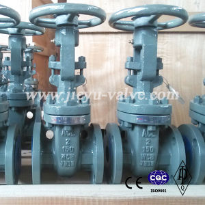 Class 150lb 2inch A216 Wcb Gate Valve pictures & photos