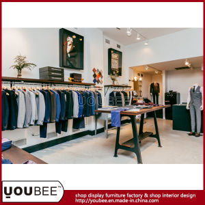 Retail Clothes Display Stand/Rack for Menswear Store Interior Design pictures & photos