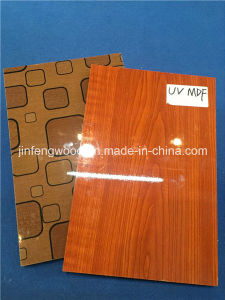 16mm Thickness MDF/ Melamine MDF/ PVC MDF/ Highgloss MDF pictures & photos