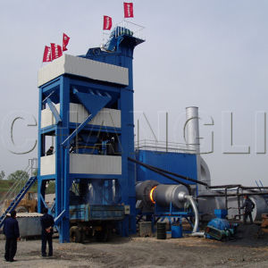Best Selling New Designed Ylb-1000 (80t/h) Mobile Asphalt Batch Mixing Plant pictures & photos