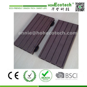 Wood Plastic Composite Decking WPC pictures & photos