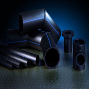 HDPE Fittings Tee for Water Supply Pipe