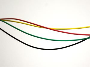CC Series of Colored POF Communication Cable pictures & photos