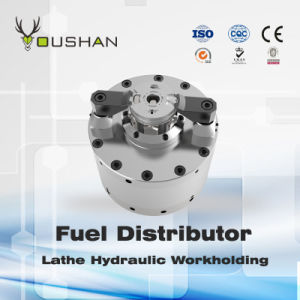 Fuel Distributor Lathe Hydraulic Fixture pictures & photos