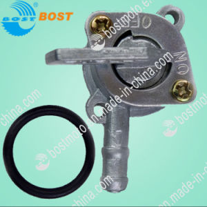 Bost High Quality Motorcycle Fuel Cock Oil Switch for Dy-100 pictures & photos