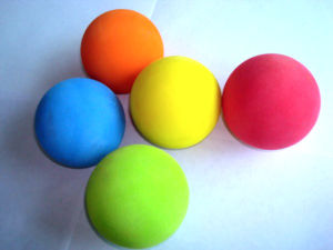 Cleaning Silicone Sponge Rubber Ball pictures & photos