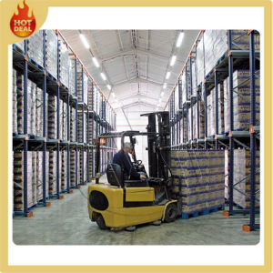 Cold Warehouse Storage Pallet Drive in Racking System pictures & photos