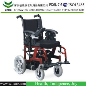 Health Care Product Handicapped Remote Electric Wheelchair for Disabled pictures & photos