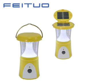 Camping Light, Hand Light, LED Lamp, Solar Light pictures & photos