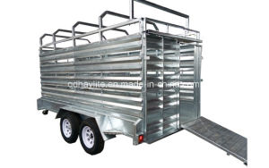 Cattle Crate Boxes Farm Trailer pictures & photos
