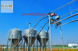 Steel Silo in Breeding System From Super Herdsman pictures & photos