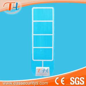 Cheaper Acrylic Single Aisle Em Security Gate (TH-2098) pictures & photos