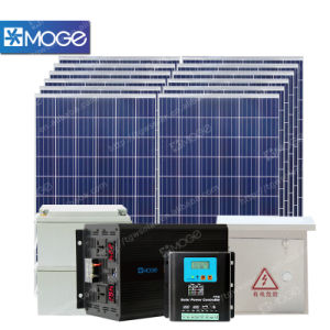 Moge Best Price 5kw Solar Generator pictures & photos