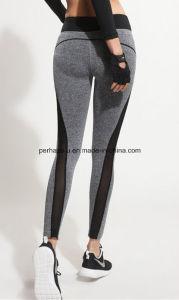 Hot Sale Ladies Fitness Gym Clothes Yoga Pants pictures & photos