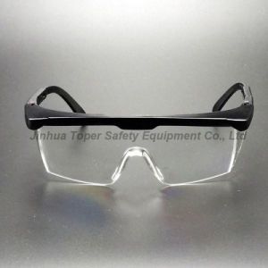 Ajustable Temples Safety Protective Glasses (SG113) pictures & photos