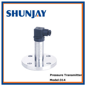 Flush Diaphragm Pressure Transmitter, Common Pressure Sensor, Pressure Transducer pictures & photos