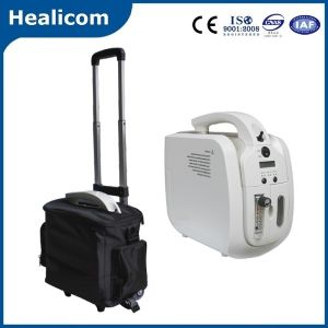Cheap Jay-1 Mini Portable Oxygen Concentrator with Trolly Bag pictures & photos