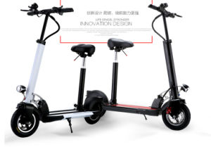 36V 400W Electric Scooter with Handlebar pictures & photos