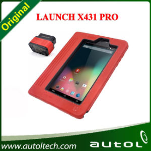 Launch X431 PRO Vehicle Diagnostic Tools One Click Online Update pictures & photos