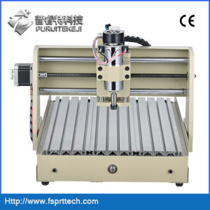 400W Mini CNC Engraving Machine for Woodworking with Ce (CNC3040T) pictures & photos
