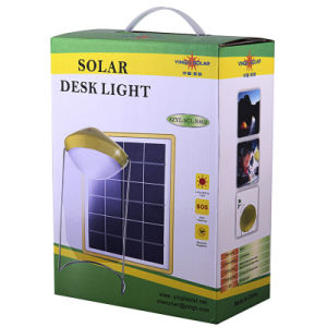 Solar Panel: 5.5/3W Solar Camping LED Light (SZYL-SCL-N801) pictures & photos