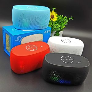 Multifunction Wireless Bluetooth Mobile Phone Speaker with Colorful Lighting