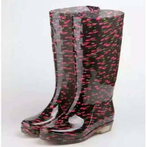 Chemical Industrial PVC Footwear Rain Work Safety Rainboots pictures & photos