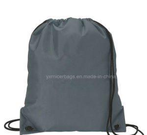 Taobao Price China Supplier 210d Polyester Drawstring Bag pictures & photos