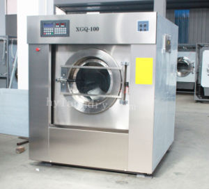Stainless Steel Conmmercial Industerial Washing Machine for Sale pictures & photos