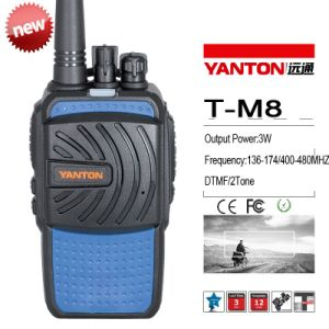 136-174MHz Mini Walkie Talkie with 16channels (YANTON T-M8)
