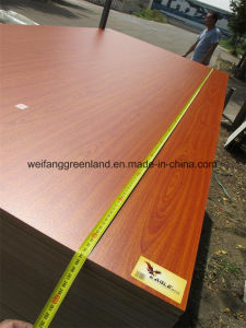 5mm Best Quality Melamine MDF for Sri Lanka Market Produced by Imported Machine pictures & photos