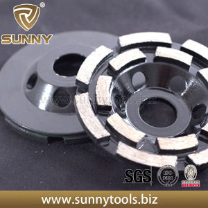 Good Quality Diamond Grinding Cup Wheel pictures & photos